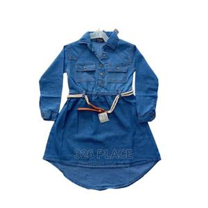 Jeans Gown for Girls | Children's Clothing for sale in Lagos State, Ajah