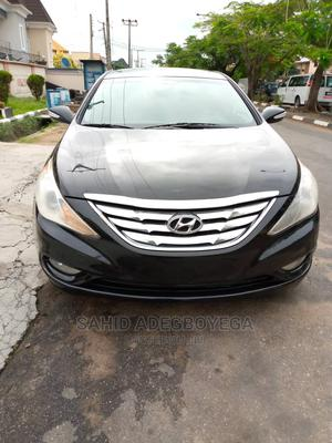 Hyundai Sonata 2011 Black | Cars for sale in Lagos State, Ikeja