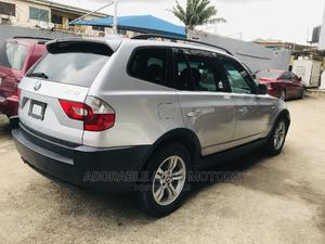BMW X3 2005 3.0i Silver | Cars for sale in Lagos State, Ikeja