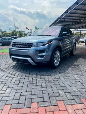 Land Rover Range Rover Evoque 2012 Dynamic Gray | Cars for sale in Lagos State, Lekki