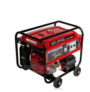 Elepaq Constant 7kva Generator (Ec18000) | Electrical Equipment for sale in Lagos State, Ojo