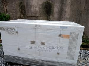 20kva Perkins Soundproof Diesel Generator. 100% Cooper | Electrical Equipment for sale in Lagos State, Lekki