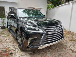 Lexus LX 2019 Black | Cars for sale in Lagos State, Gbagada