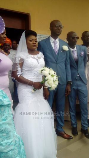 Beautiful Wedding Gown | Wedding Wear & Accessories for sale in Lagos State, Ikeja