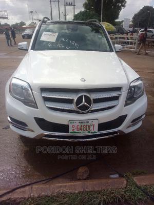 Mercedes-Benz GLK-Class 2015 White | Cars for sale in Enugu State, Enugu