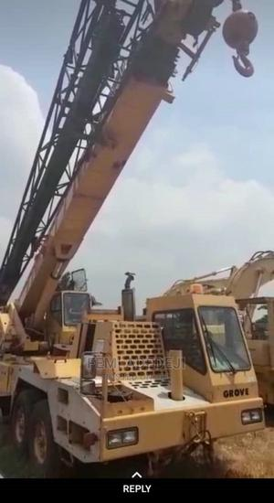 35 Tons Crane For Rent | Automotive Services for sale in Lagos State, Ojota