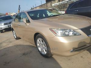 Lexus ES 2009 350 Gold   Cars for sale in Lagos State, Amuwo-Odofin