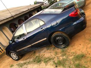 Toyota Corolla 2004 LE Blue | Cars for sale in Rivers State, Port-Harcourt