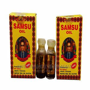 Samsu Delay Oil for Long Lasting and Sweeter Sex ( for Male | Sexual Wellness for sale in Lagos State, Amuwo-Odofin