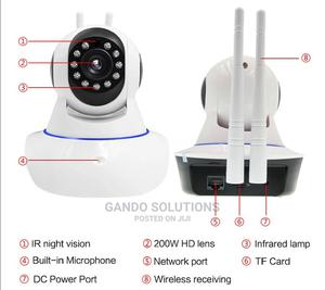 NANNY Wifi Smart Camera   Security & Surveillance for sale in Lagos State, Ikeja