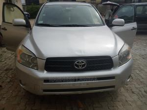 Toyota RAV4 2007 Limited V6 Silver   Cars for sale in Lagos State, Ejigbo