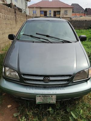 Toyota Sienna 1999 XLE Blue | Cars for sale in Lagos State, Isolo