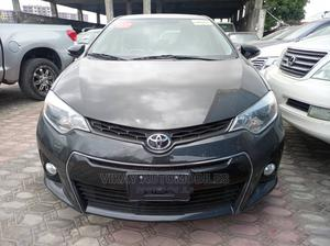 Toyota Corolla 2016 Black | Cars for sale in Lagos State, Amuwo-Odofin