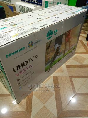 55 Inches Hisense Television   TV & DVD Equipment for sale in Abuja (FCT) State, Wuye