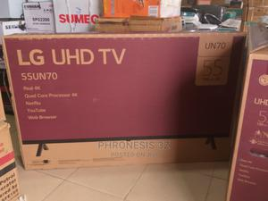 LG 55 Inches Smart Ultra HD TV | TV & DVD Equipment for sale in Abuja (FCT) State, Kubwa