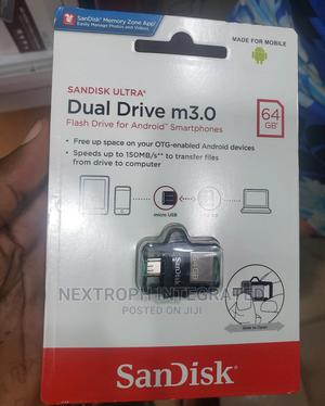 Sandisk Ultra Drive 64 Gb Otg | Computer Accessories  for sale in Lagos State, Ikeja