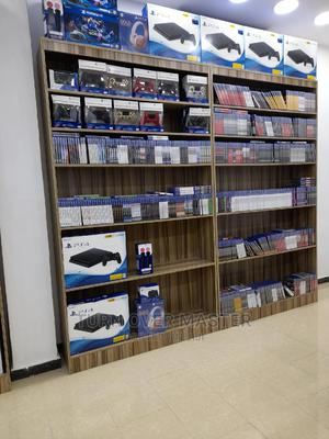 SONY Ps4 Console and Extra Controller With Cds | Video Game Consoles for sale in Lagos State, Ikeja