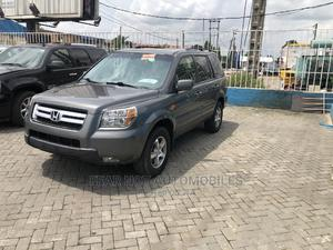 Honda Pilot 2007 EX 4x4 (3.5L 6cyl 5A) Gray   Cars for sale in Lagos State, Ojodu
