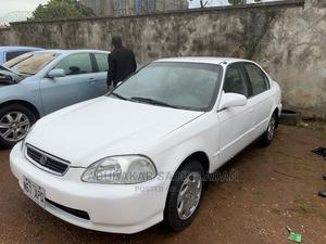 Honda Civic 2002 White | Cars for sale in Kaduna State, Kaduna / Kaduna State