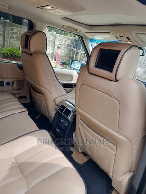 Land Rover Range Rover Vogue 2008 Black   Cars for sale in Lagos State, Ajah