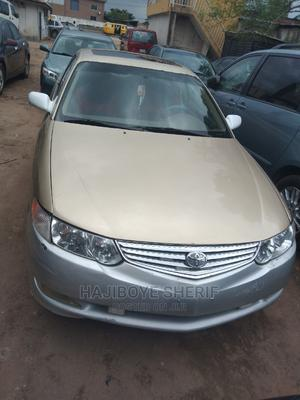 Toyota Solara 2001 Gold | Cars for sale in Lagos State, Abule Egba