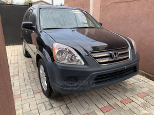 Honda CR-V 2005 200i I-Vtec 4x4 Black | Cars for sale in Lagos State, Ikeja