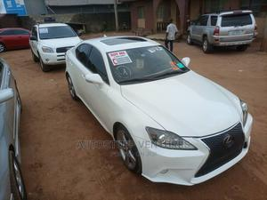 Lexus IS 2011 250 C Automatic White | Cars for sale in Lagos State, Ikorodu