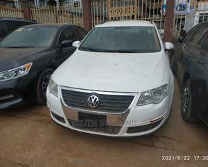 Volkswagen Passat 2008 2.0 Turbo White   Cars for sale in Lagos State, Ojodu