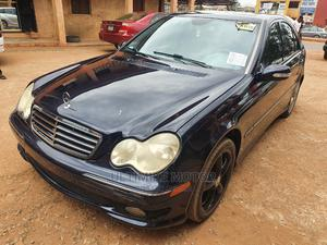 Mercedes-Benz C230 2005 Blue   Cars for sale in Oyo State, Ibadan
