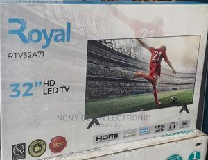 Royal TV 32inches LED.   TV & DVD Equipment for sale in Abuja (FCT) State, Wuse