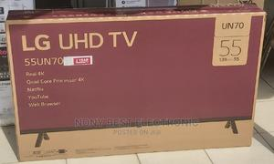 L.G 55inches Uhd TV | TV & DVD Equipment for sale in Abuja (FCT) State, Wuse