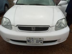 Honda Civic 1998 White | Cars for sale in Kaduna State, Kaduna / Kaduna State