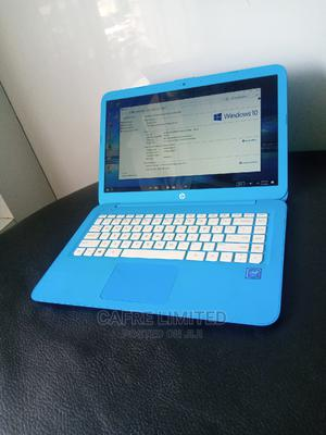 Laptop HP Stream 14 4GB Intel SSD 32GB | Laptops & Computers for sale in Lagos State, Mushin