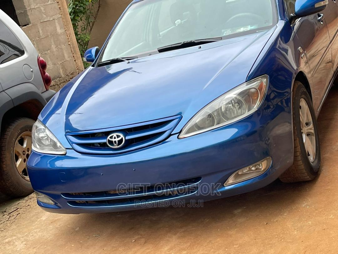 Toyota Camry 2003 Blue