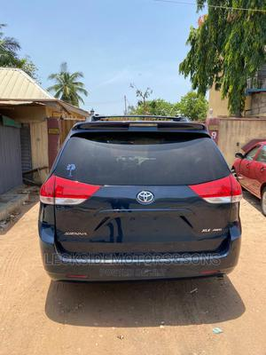 Toyota Sienna 2010 XLE 7 Passenger Blue | Cars for sale in Kwara State, Ilorin South