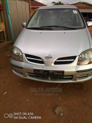 Nissan Almera 2004 Tino Silver | Cars for sale in Oyo State, Oyo