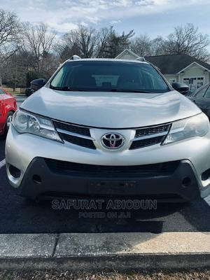 Toyota RAV4 2013 LE AWD (2.5L 4cyl 6A) Silver | Cars for sale in Lagos State, Ojodu