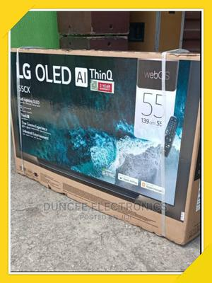 """LG Oled 55"""" AI Thinq(55cx) 