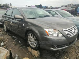 Toyota Avalon 2007 Limited Yellow | Cars for sale in Lagos State, Apapa
