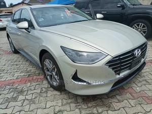 New Hyundai Sonata 2021 Silver | Cars for sale in Lagos State, Amuwo-Odofin