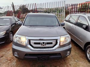 Honda Pilot 2009 Gray | Cars for sale in Lagos State, Isolo