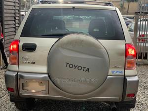 Toyota RAV4 2003 Automatic Gold   Cars for sale in Lagos State, Ikeja