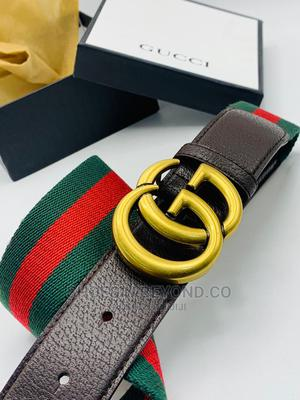 GUCCI LUXURY Leather Belts | Clothing Accessories for sale in Lagos State, Lagos Island (Eko)