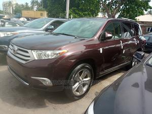Toyota Highlander 2013 Limited 3.5l 4WD Brown   Cars for sale in Lagos State, Apapa