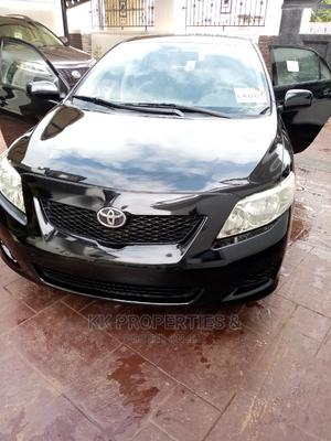 Toyota Corolla 2010 Black | Cars for sale in Delta State, Oshimili South