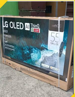 """LG Oled 55""""Cx 