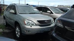 Lexus RX 2008 350 AWD Gold   Cars for sale in Lagos State, Amuwo-Odofin