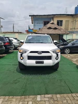 Toyota 4-Runner 2016 White | Cars for sale in Lagos State, Ilupeju