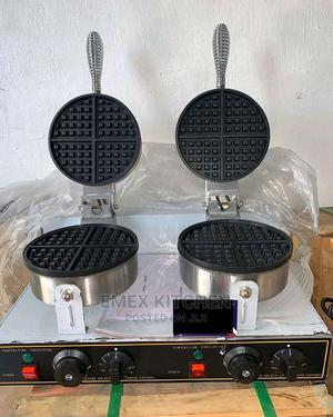Double Waffle Maker   Restaurant & Catering Equipment for sale in Lagos State, Ojo