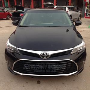Toyota Avalon 2016 Black | Cars for sale in Lagos State, Ilupeju